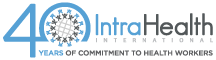 IntraHealth 2019 Annual Report Logo