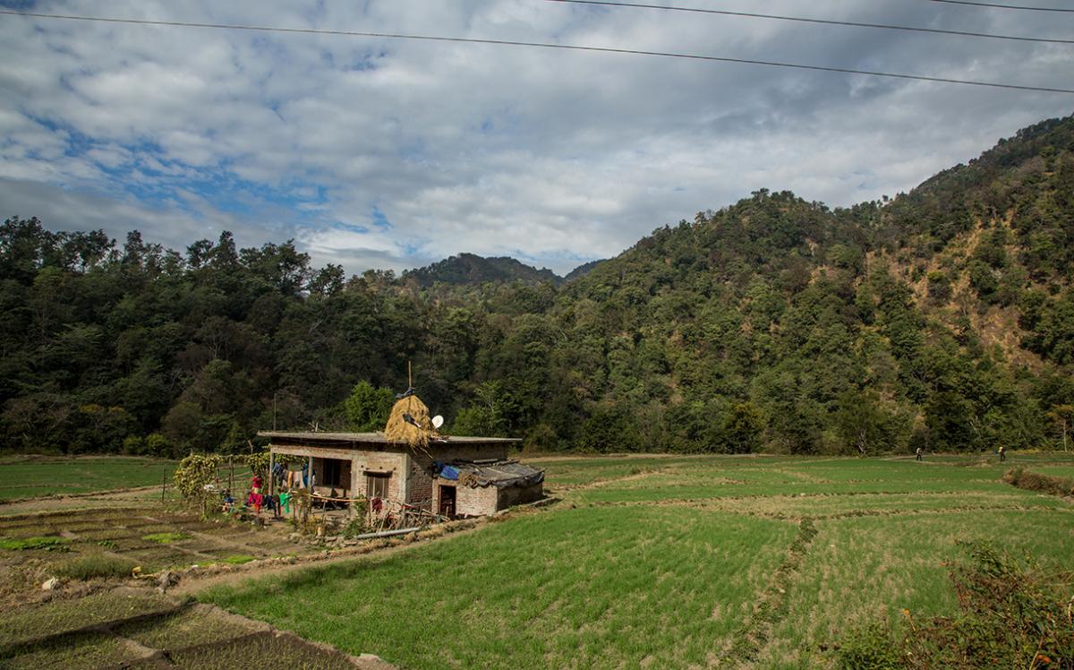 Uttarakhand village