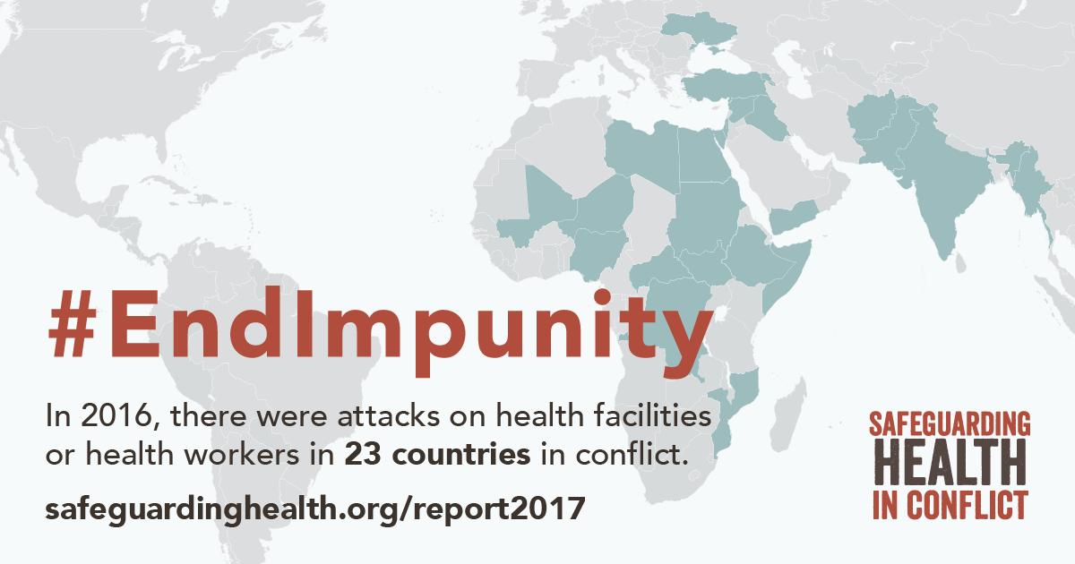 End Impunity graphic