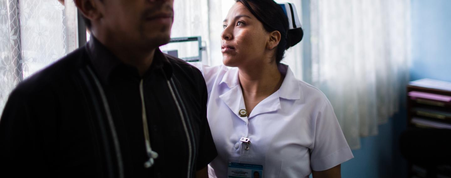 Health care in Guatemala
