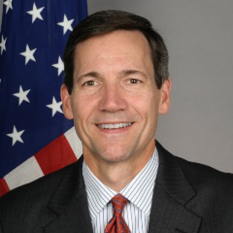 U.S. Ambassador Thomas F. Daughton