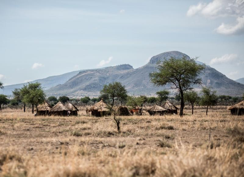 Health workers risk insecurity, isolation, and often lack of support and resources working in Karamoja.