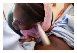 Maternal health services in Mali