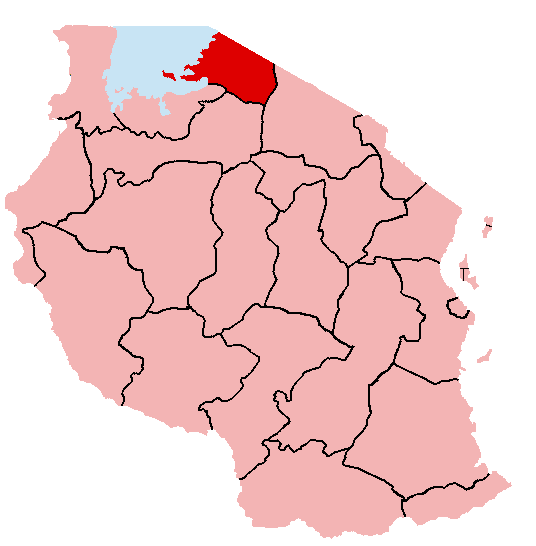 Gender-based violence is a great problem particularly in Tanzania's Mara Region (shown here in red). The region's culture, traditions, and values, combined with poverty and poor legal protections for women, all contribute to instances of gender-based violence.