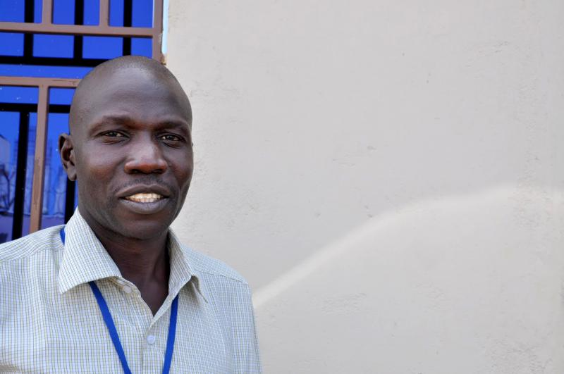 Galla Moses, LINKAGES project manager