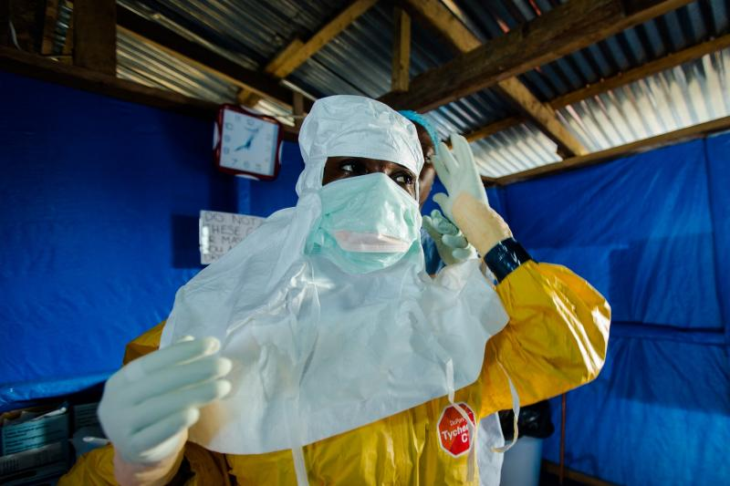 1. Ebola Fighters