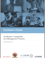 Facilitator guide cover