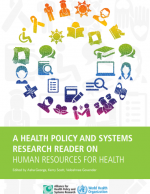 Health Policy and Systems Research Reader on HRH