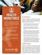 Health Workforce Overview cover