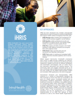 iHRIS overview document