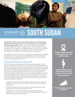 South Sudan country brief
