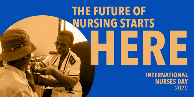 The future of nursing starts here.