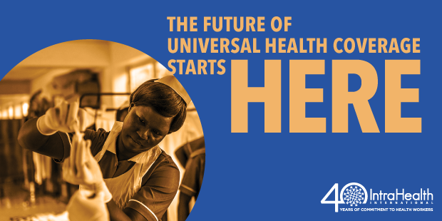 The future of universal health coverage starts here.