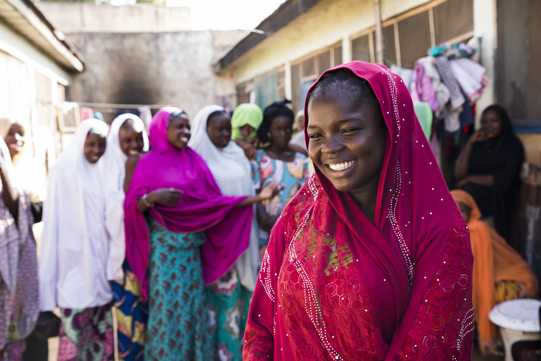 Photo by Erick Gibson / Creative Associates International - A USAID funded activity in Nigeria