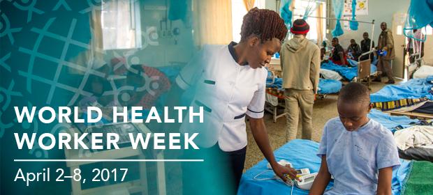 World Health Worker Week 2017